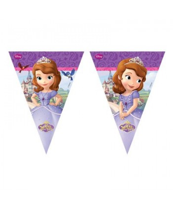 DRAPEAUX TRIANGLES BANNER...