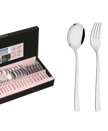 36PC. FLATWARE SET