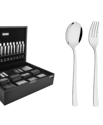 130PC. FLATWARE SET