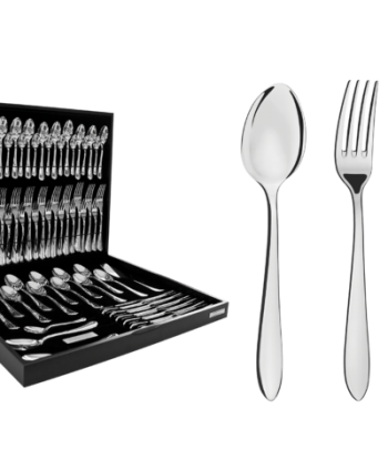 76PC. FLATWARE SET